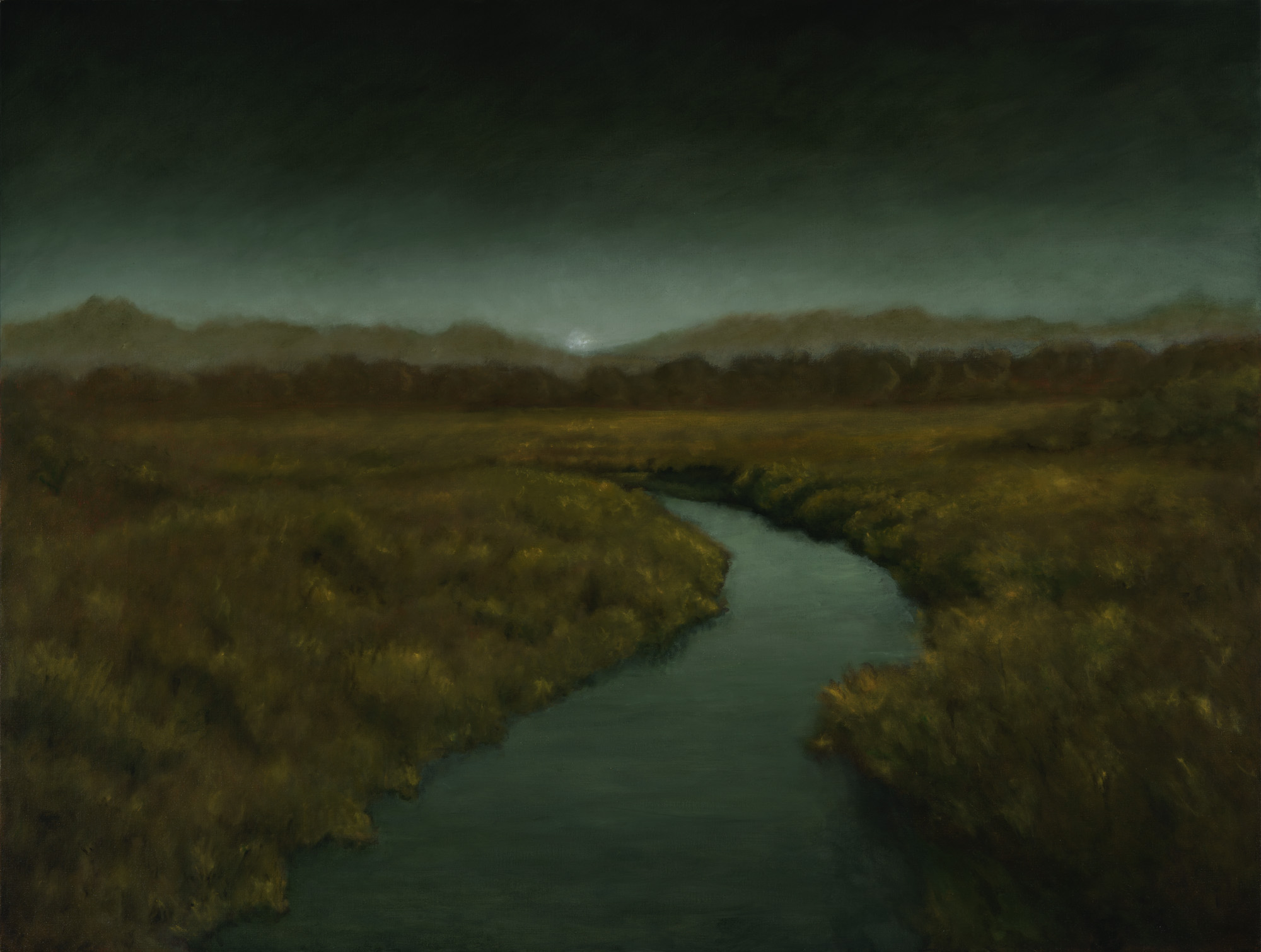 American Tonalism / Early Sunday Morning / Chris Peters