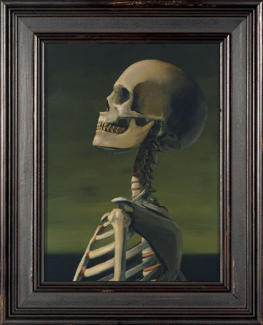 Famous Paintings Of Skeleton
